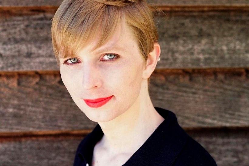 Vilepuhuja Manning näitas end esimest korda naisena