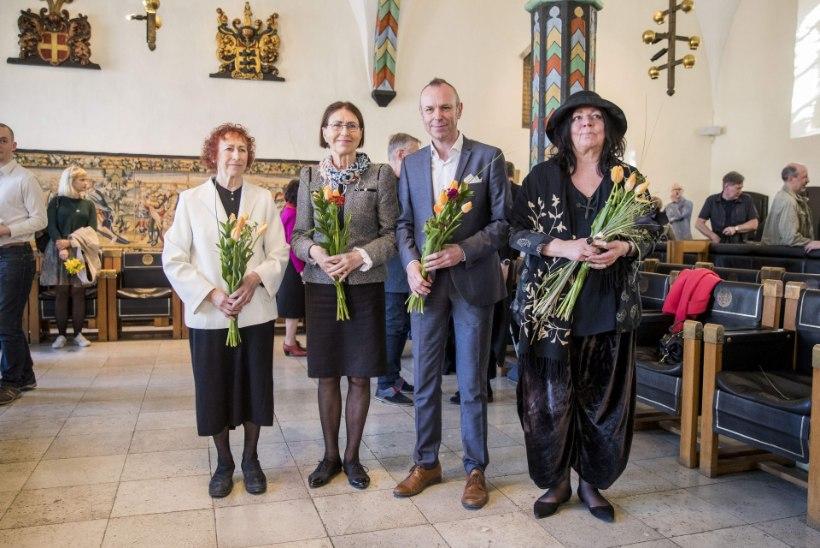 Harry Liivrand ja Mare Mikoff pälvisid Kristjan Raua preemia teist korda