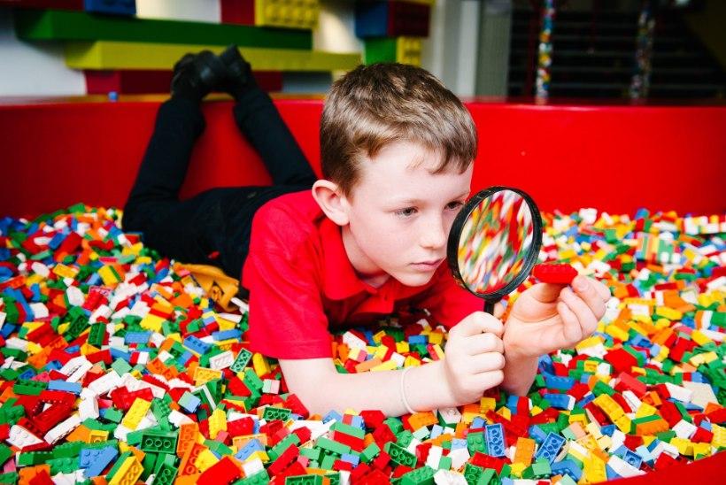 Lapse arengu huvides eelista nokitsemist nõudvaid mänguasju