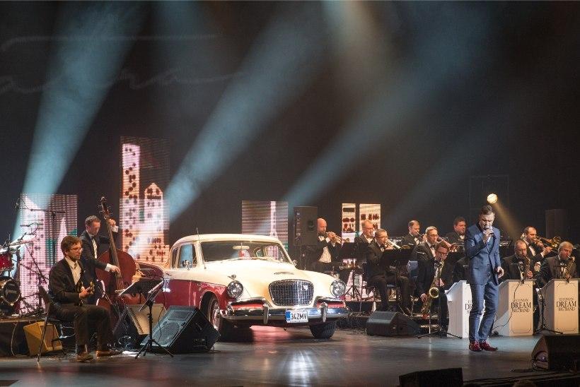 GALERII | Ott Lepland ja Kadri Voorand pälvisid Sinatra kontserdil publiku vaimustatud ovatsioone