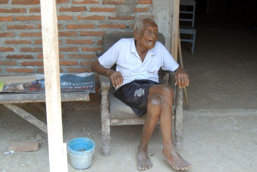 Indoneesias suri pühapäeval kõigi aegade vanim – 146aastane – inimene