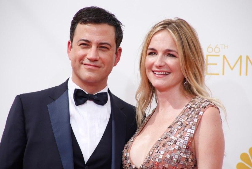 Jimmy Kimmeli vastsündinud pojale tehti südamelõikus