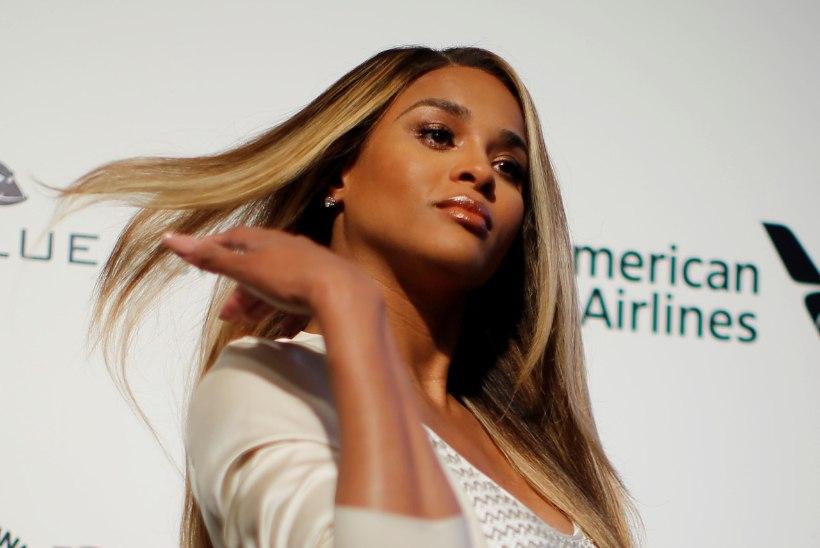 R&B-kaunitar Ciara sai teise lapse