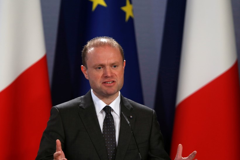 Malta peaminister soovib kaitsta oma perekonna au