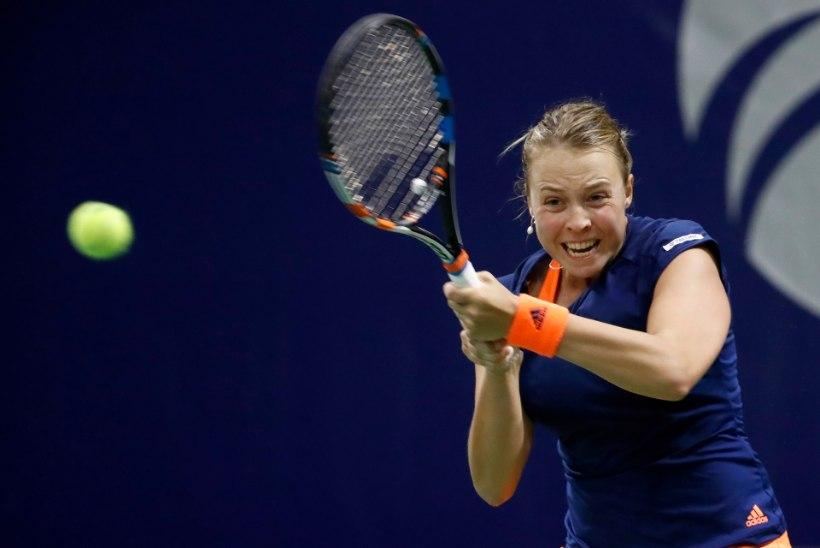 ANNA OMA HÄÄL! Vali Anett Kontaveit aprillikuu maailma arenenuimaks tennisistiks
