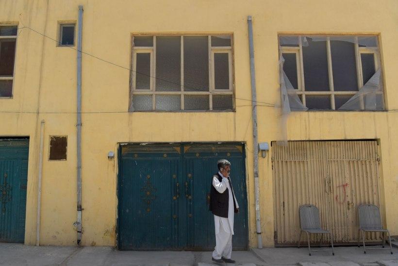 Kabulis rööviti soomlanna