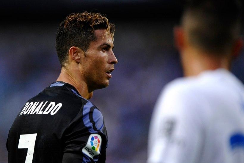 GALERII | Imeline Zidane tõi tiitli taas Realile, Ronaldo jätkab hullu seeriat