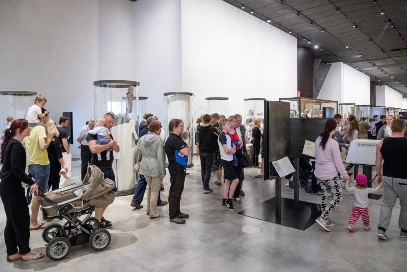 """Eesti rahva muuseumi asedirektor: """"Eks muuseumiöö on meie enda jaoks päris suur katsumus!"""""""