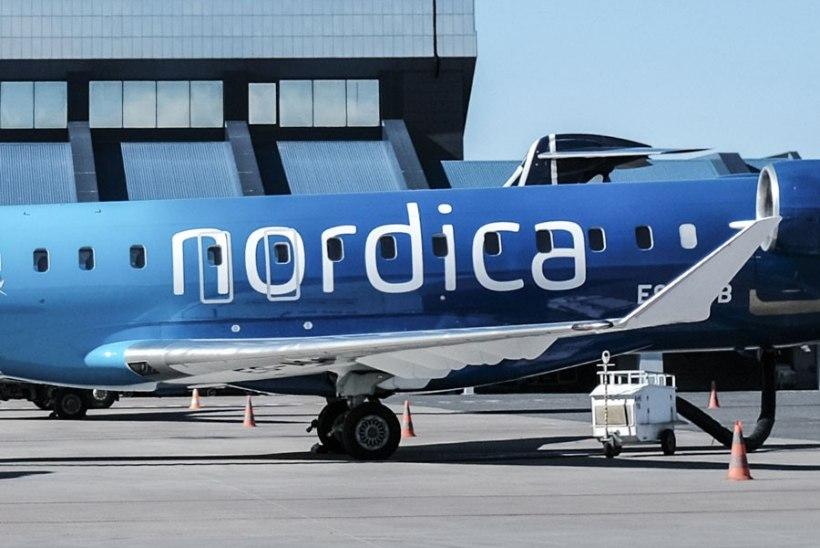 Nordica tütarfirma esimene liisitud lennuk jõuab Tallinna