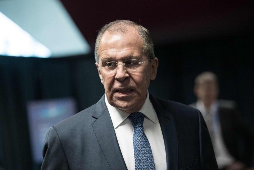 McCain: Lavrov on mõrvar Putini marionett