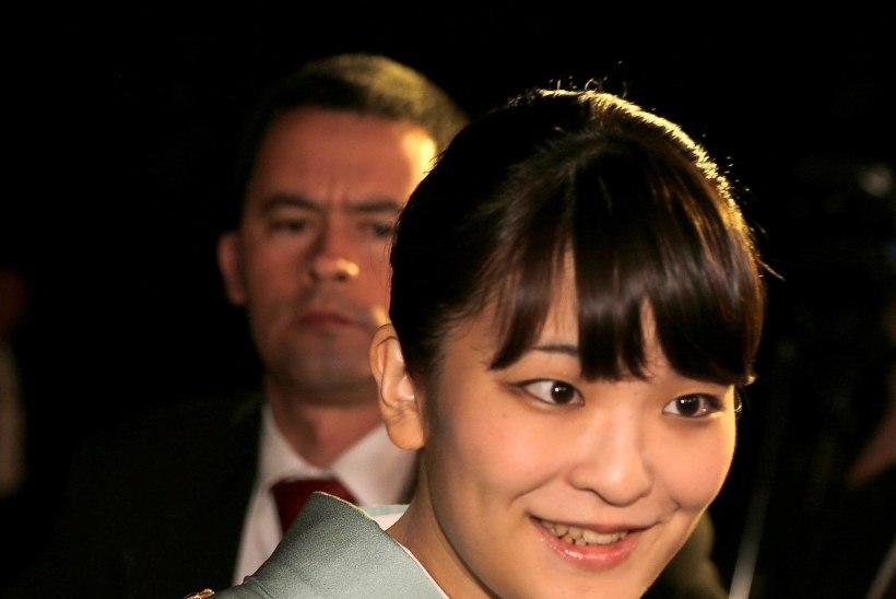 Jaapani printsess loobub armastuse nimel tiitlist