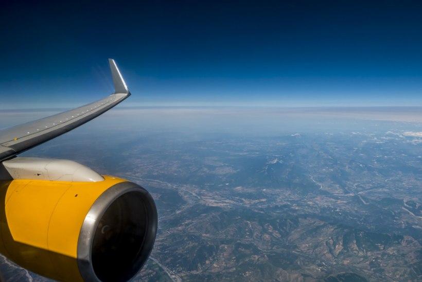 Milline on maailma kõige kaunim maandumisrada?