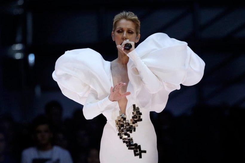 """Vapustav Céline Dion pani staarpubliku oma """"Titanicu"""" hitiga pisaraid valama"""
