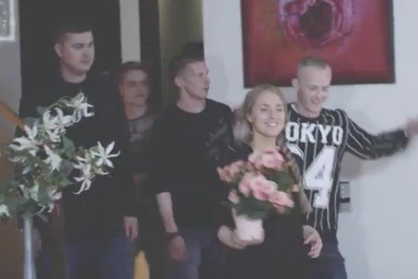 """KUULA JA VAATA   Põhja-Tallinn avaldas uue singli """"Alati olemas"""""""