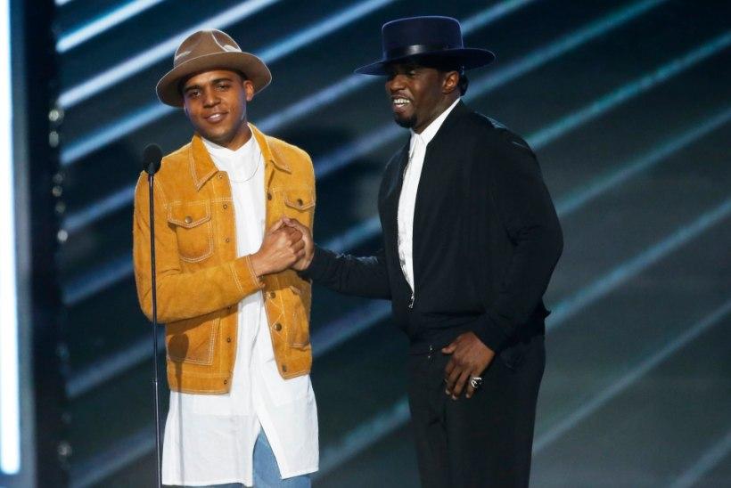 """Räppar Sean """"Diddy"""" Combsi elust valmib dokumentaalfilm"""