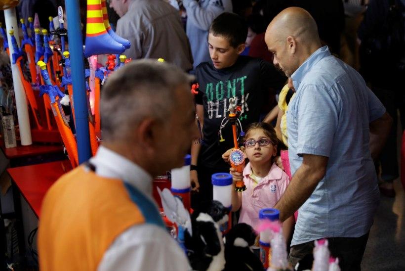 FOTOD   USA kuulsaim rändtsirkus andis viimase etenduse