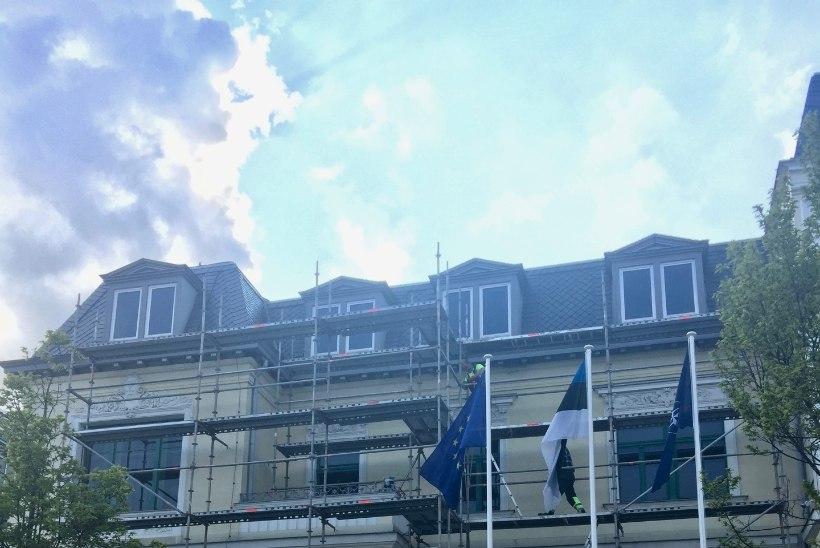 Eesti saatkond Berliinis pidi endale uue kuue hankima