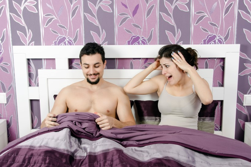 TOEKS VÄIKEMEHELE: kuidas saada ja hoida tugevat erektsiooni?