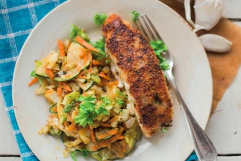 RETSEPT | Lihtsalt valmiv valge kala parmesanipaneeringus