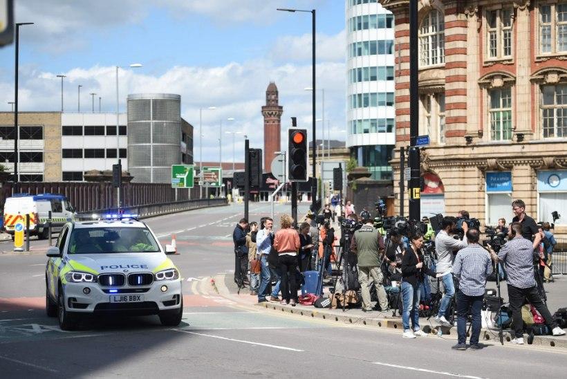 Politsei arreteeris seoses Manchesteri terrorirünnakuga 23aastase mehe