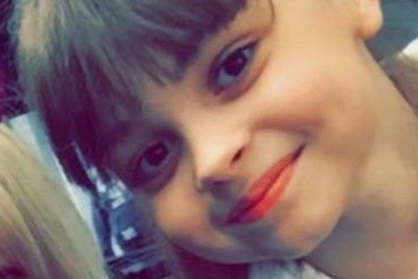 Teine Manchesteri terrorirünnaku avalikustatud ohver on 8aastane tüdruk