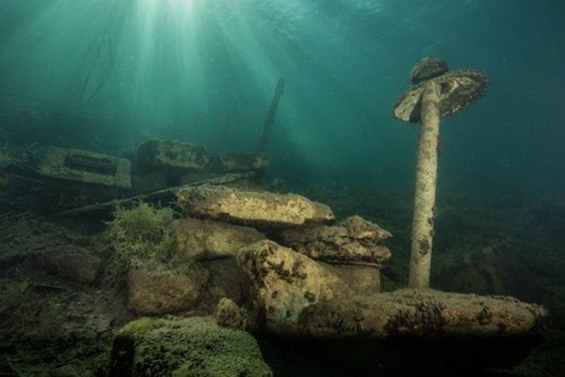 KUHU MINNA, MIDA TEHA | Rummu karjääris sukeldudes avanevad pildid veealusele metsale ja vangla osadele