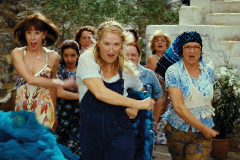 """""""Mamma Mia!"""" filmile vändatakse järg"""
