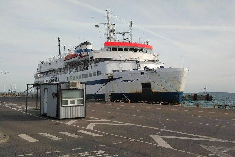 Leedo sai laevamüügiloa ainult priske tagatise vastu