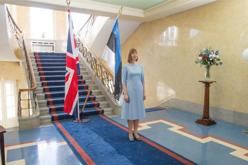 President Kaljulaid Manchesterist: võitlus terrorismiga on Euroopa ühine mure
