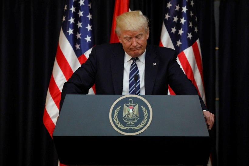 """Trump nimetas Manchesteri terroristi """"õelaks hädavareseks"""""""