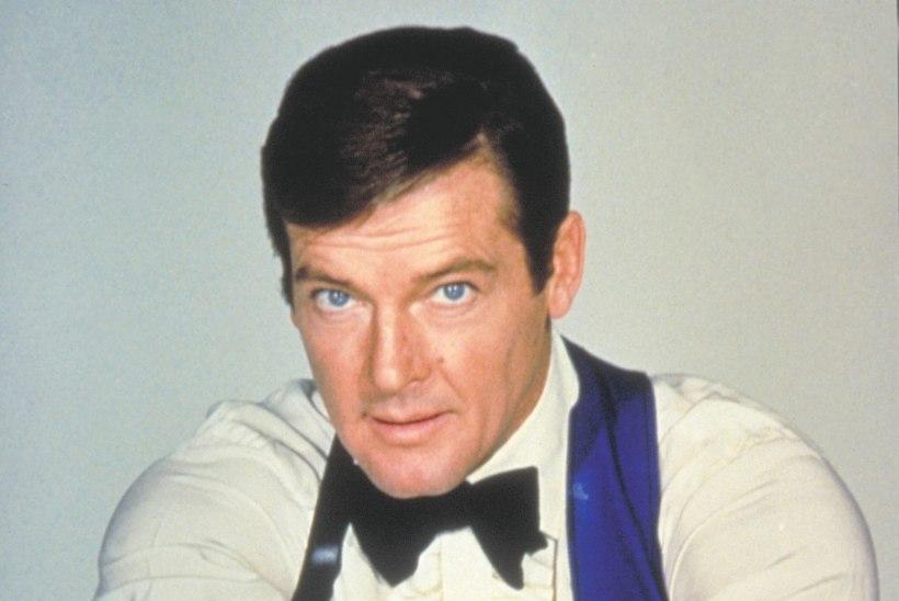 Hüvasti, seitsmekordne Bond!