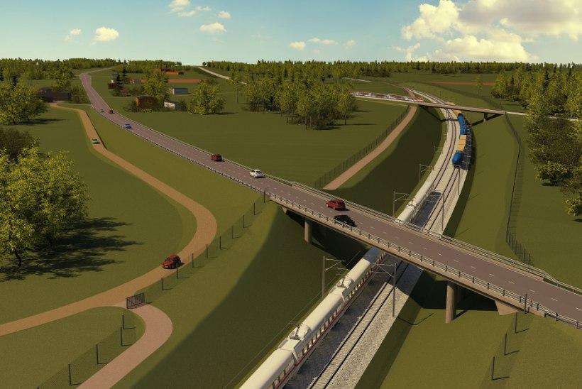 Riigikontroll Rail Balticust: selgelt pole teada sedagi, kui suur rahaline kohustus riigile võetakse