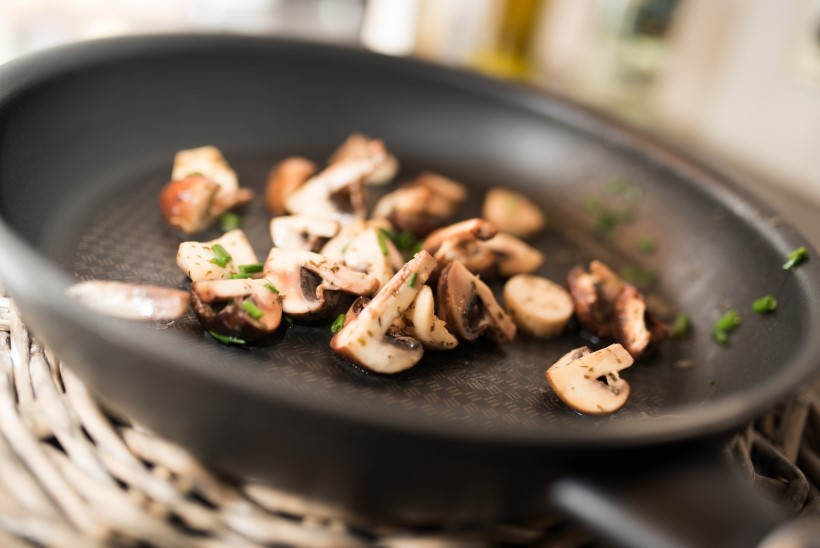 Kõige parem viis seeni küpsetada on...mikrolaineahjus?