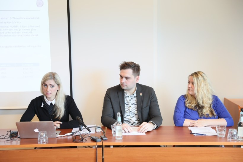 UURING: eestlaste suhtumine homodesse on veidi paranenud
