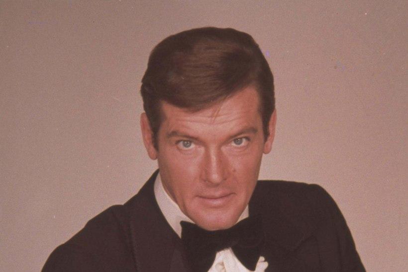 """""""Roger Moore oli stiilne, sundimatu ja teravmeelne Bond."""""""