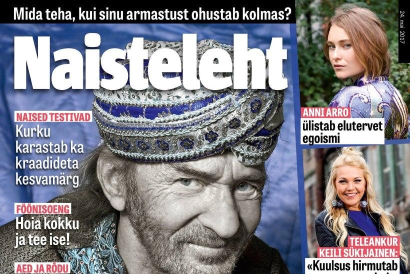 """Teleankur Keili Sükijainen: """"Kuulsus hirmutab mind."""""""