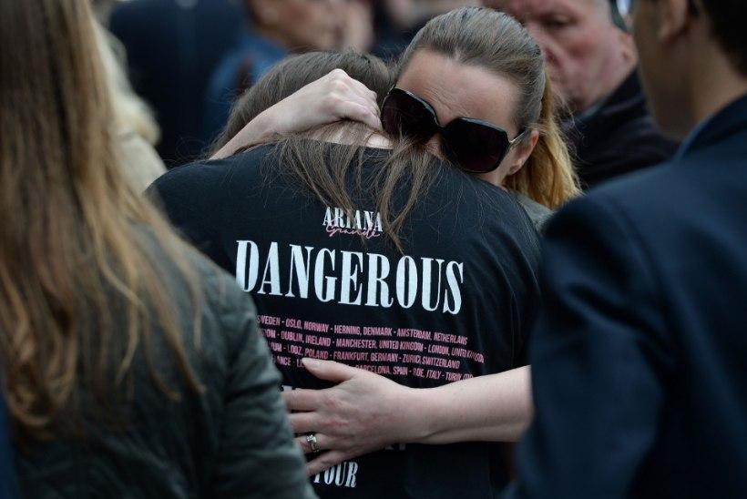 Kas Ariana Grande on lubanud tasuda Manchesteri terrorirünnaku ohvrite matusekulud?