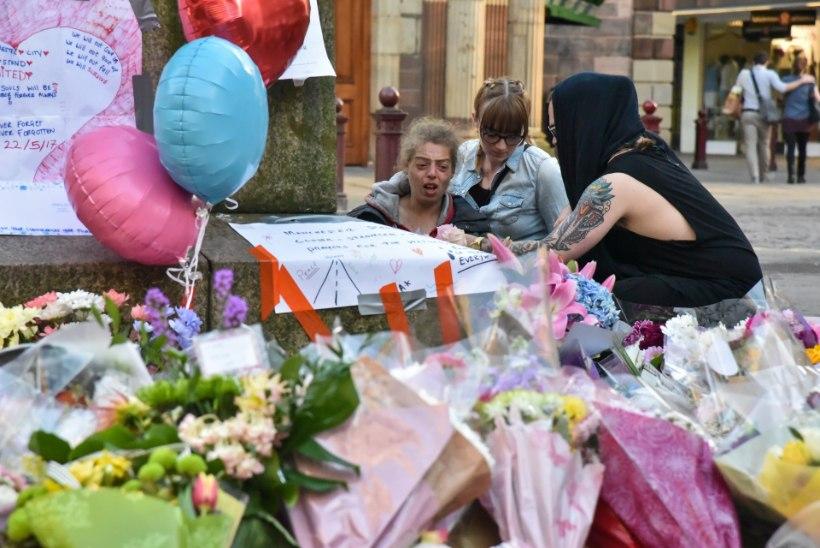 Manchesteris arreteeriti seoses esmaspäevase terrorirünnakuga veel kaks meest