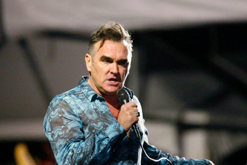 Morrissey sarjab tragöödia järel Briti poliitikuid