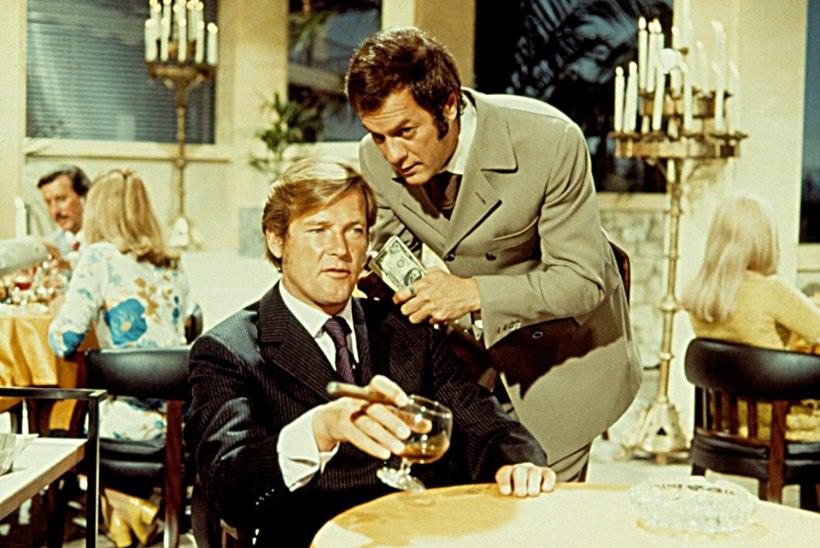 Toomas Luhats: Roger Moore'i härrasmehelikkus oli poisina eeskujuks