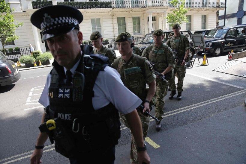 Manchester Arena terrorist oli kõigest käsutäitja, politsei otsib pommi valmistajat