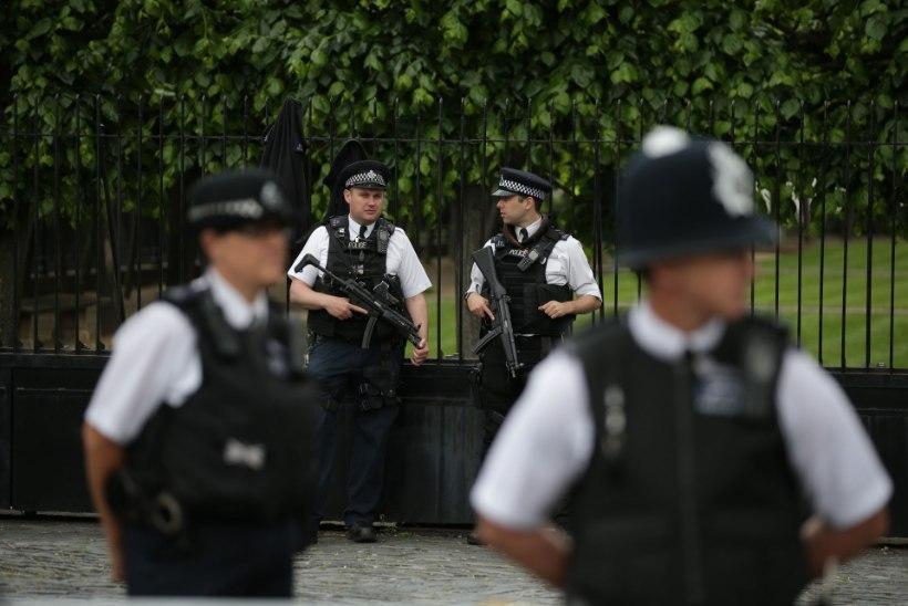 Suurbritannia siseminister: Salman Abedi ei tegutsenud ilmselt üksi