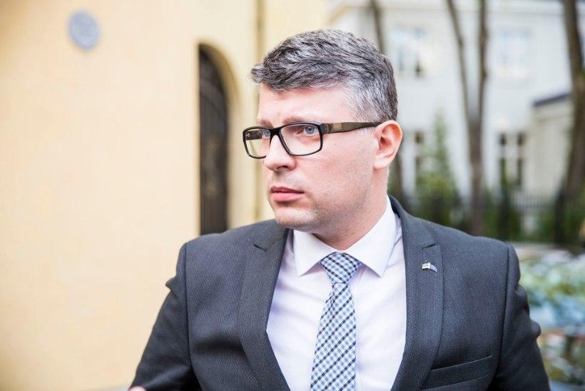 ÕHTULEHE VIDEO JA FOTOD | Mihhail Korb astus riigihaldusministri kohalt tagasi