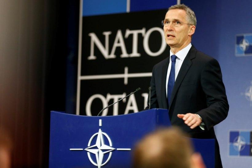 NATO panustab võitlusesse terrorismi vastu