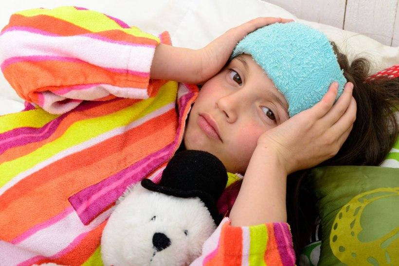 Millal tuleb peavalu kurtva lapsega arsti juurde abi otsima minna?