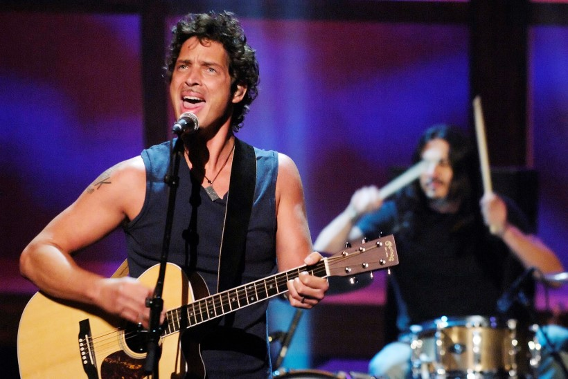 """Soundgardeni laulja lese südantlõhestav kiri: """"Ma tean, et see polnud sina."""""""