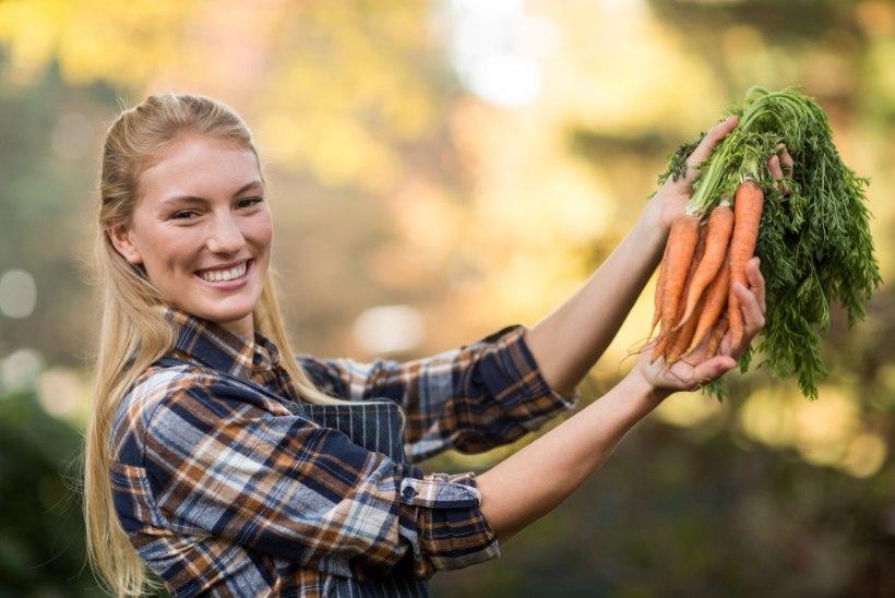 Seitse toitu, mis aitavad nägemist hoida