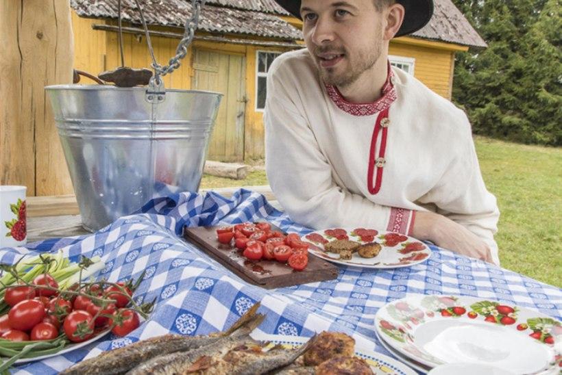 """Muusik Jalmar Vabarna: """"Sa oled TERVE, mitte kolmveerand oma olekust!"""""""