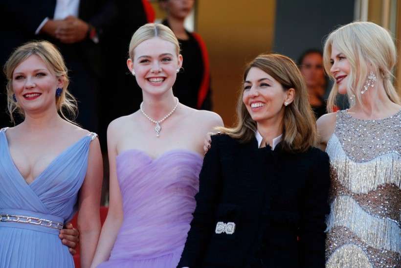 Daamid kui õied! Nicole, Elle ja Kirsten särasid Sofia Coppola värske filmi esilinastusel