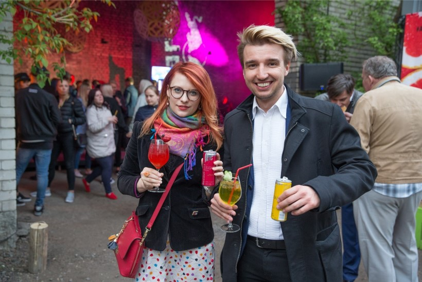 GALERII | Sotsiaalmeediastaarid kohal! Red Bull korraldas raju aiapeo